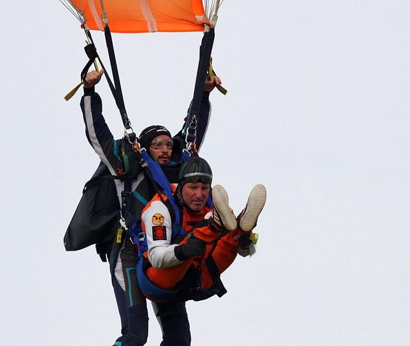 Parachutisme Handisport