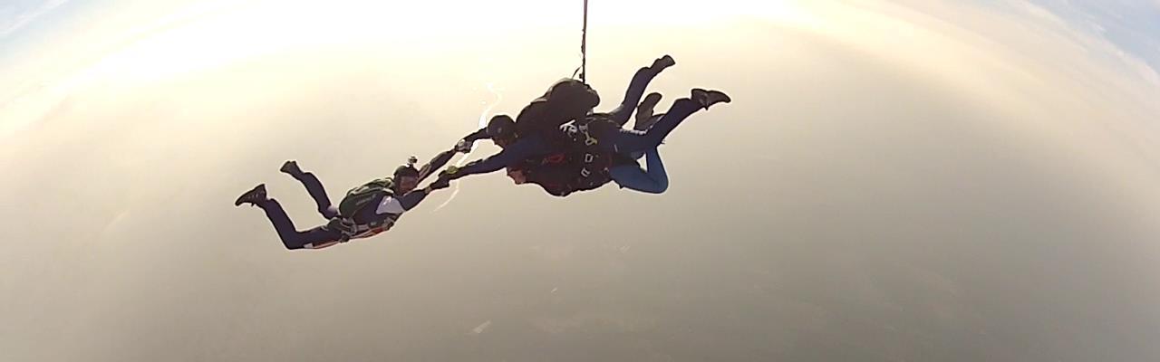 parachutisme lille